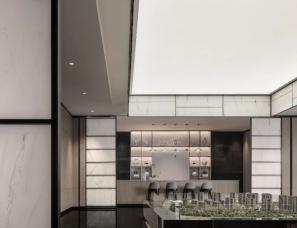 HWCD设计--绿城合景春来晓园售楼处
