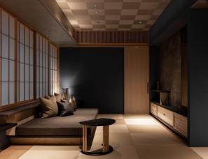 Azuma Architect--独立、安静的日式旅馆Hoshinoya Tokyo