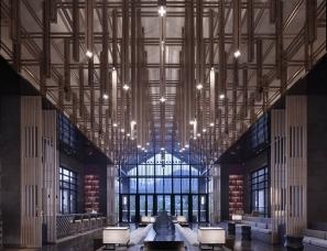 一夕设计 & 洪涛设计--宁波东钱湖康得思度假酒店