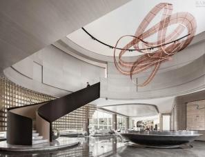 纳沃设计--南宁·金科城售楼处