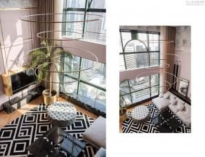 意思建筑设计--北京东三环别墅公寓
