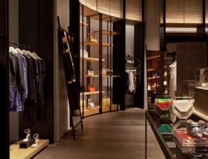 YabuPushelberg 设计--曼谷潮牌SIWILAI概念店