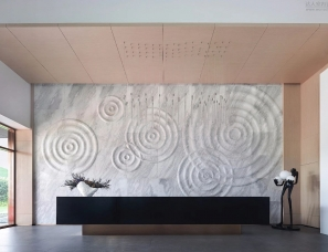 EMA轶美设计--昆明天誉城售楼处&样板房A、B户型