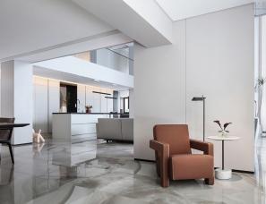马艾洋室内设计--重庆江与城天钜别墅1500㎡
