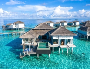 BLINK新作--马尔代夫莱弗士酒店