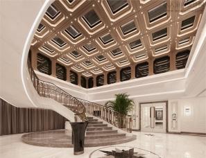 尚诺柏纳设计--虹桥协信中心会所
