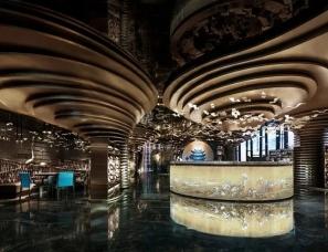HCD设计 | 武汉绿地缤纷城「江上荟」餐厅