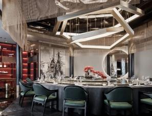 曾建龙设计--利和金汇餐厅