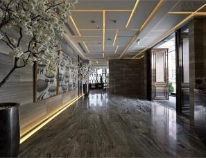 YHS杨焕生设计--台湾伯达酒店