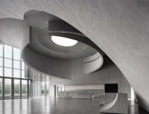 鲲誉设计--武汉南德 · 缦和世纪展示中心1500㎡