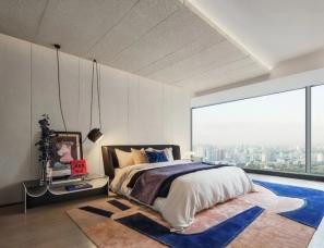 纳沃设计--北京阳光城·梵悦108西塔D户型样板间