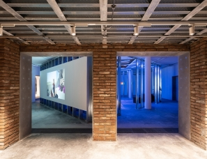 Kovaleva and Sato Architects--威尼斯双年展俄罗斯馆改造
