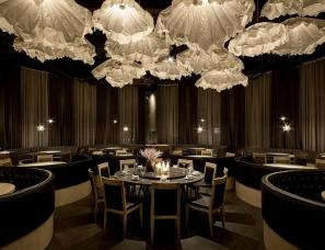 黄志达设计--深圳·皖厨餐厅欢乐海岸店-徽风皖韵