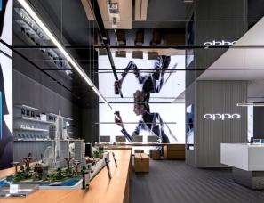 DOMANI 东仓建设--OPPO 新加坡旗舰店