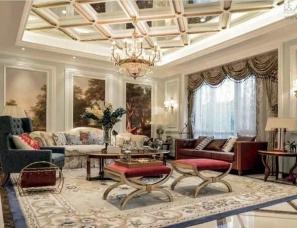 天津赛拉维设计--北大资源英式别墅