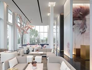GBD设计--北京保利和悦春风售楼部