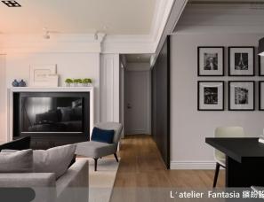 缤纷设计--上乘品味的新古典宅