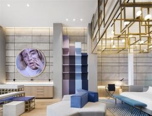 Sid Lee Architecture--蒙特利尔W酒店顶级套房