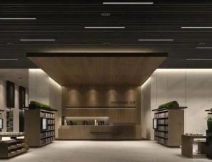 李玮珉设计--成都九方書店7428㎡