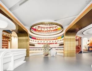 赛拉维设计--万科·廊坊朗润园营销中心