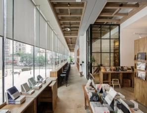尚壹扬设计--新山书屋