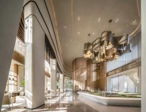则灵艺术--龙湖&香港置地学樘府售楼处