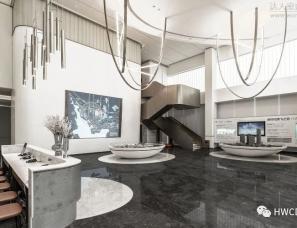 HWCD设计--仁恒·芯梦都市体验馆