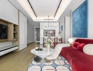 柯翊设计--阳光城上海青溪水岸,精装房研发设计详解