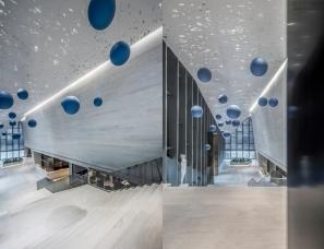 DIA丹健国际设计--苏州金融商务广场展示中心