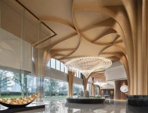 牧笛设计--美的·世茂佛山滨江壹号体验中心