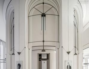 杜文彪设计--沈阳中海和平之门售楼部