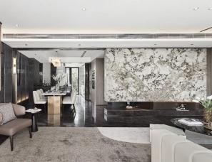 深圳朴悦设计--广州白云人和项目龙湖云来下叠样板房