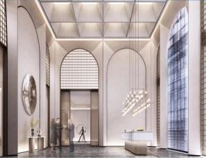 Puli Design--郑州招商卢森堡营销中心