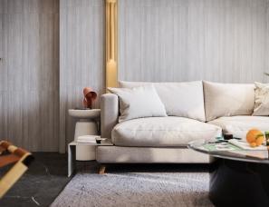 现代室内设计表现