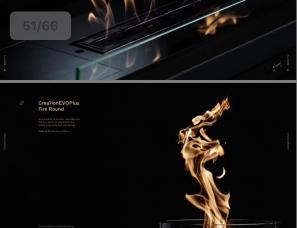 葡萄牙的顶级壁炉品牌---Glamm fire