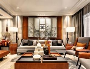 广州柏舍励创设计--中德·中德英伦联邦B区2套样板房