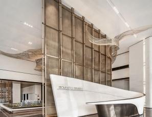 集艾设计+元禾大千--三亚深海科技城客厅综合服务中心