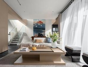 ENJOYDESIGN+伶居设计--圣淘湾美丽院子A户型