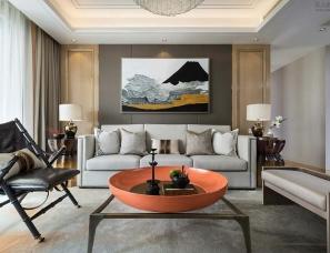 杭州易和室内设计--金地大运河府C1户型