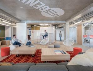 Decodheure--法国南特数字技术公司SII的办公室