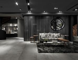 台湾近境制作唐忠汉设计--空间的50度灰