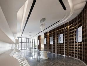 承恩设计--澜城营销中心