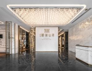 上海璞谧设计---PUMI Design感受城市脉络的自然魅影