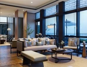 上海集艾设计--景入心,梦入境:浦江•云顶私人定制