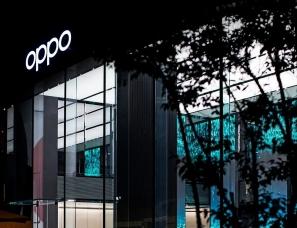 DOMANI东仓建设--北京OPPO超级旗舰店