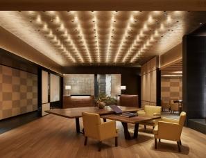 Tony Chi新作--京都柏悦酒店,带你领略四季的变幻