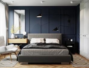 "Shubochkini Architects--将""宝石""元素作为室内设计的灵感"