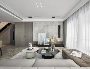 赛拉维设计--中海首开拾光里售楼处