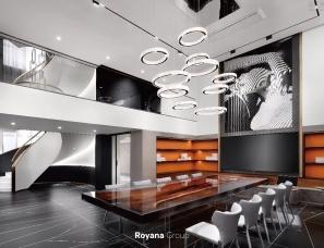 诺雅那Royana X 赵敬设计   住在1200㎡水晶球里是什么感觉?