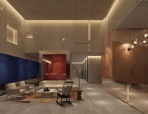 设谷设计--开元颐居酒店乐清店
